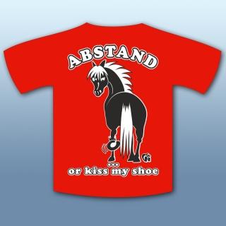 T-Shirt01: Kiss my...