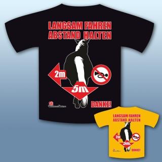 T-Shirt02: Pferd&Abstand